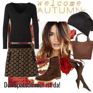 Outfit Spätsommer von Frabau2509