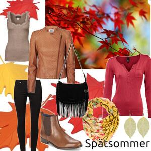 Outfit Spätsommerfarben von eine_hexe