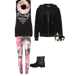 Outfit chillig ins wochende :) von Sarah Morlok