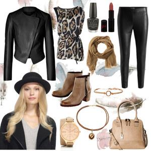 Outfit Urban Tigress von Annik