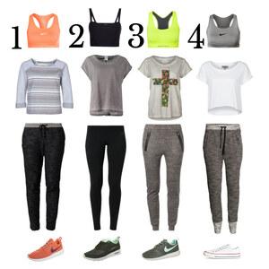 Outfit Sportoutfits von Anjasylvia ♥