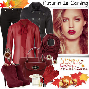 Outfit autumn is coming von Justine