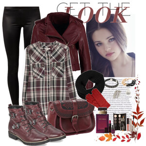 Outfit get the look for autumn von Justine
