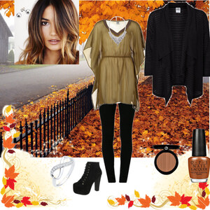 Outfit Herbst-Spaziergang von Claudia Giese