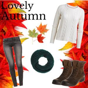 Outfit Herbstliebe von Katinka