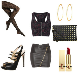 Outfit sexy outfit von Blume