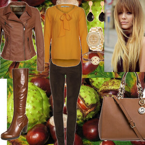 Outfit Shoppingday in autumn von Claudia Giese