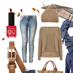 Outfit autum loves denim von MEW