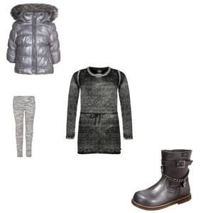 Outfit fashion-kids von Alessandra Ferrara
