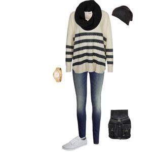 Outfit All Day von Alexandra Pavenzinger