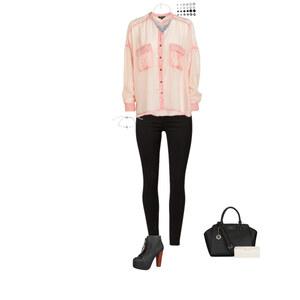 Outfit Style von Alexandra Pavenzinger