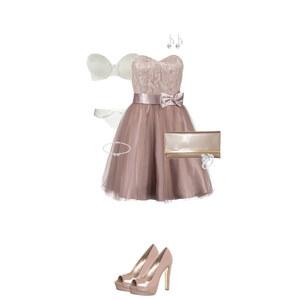 Outfit Prom Night von Alexandra Pavenzinger