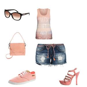Outfit Sommerferien von Joanna Sobczyk