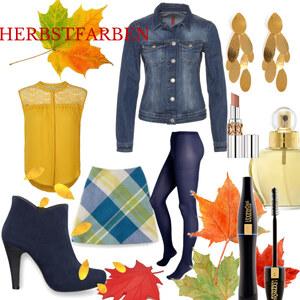 Outfit Herbst von Almedina SI
