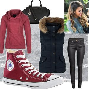 Outfit Converse-Herbst-Look von Frabau2509