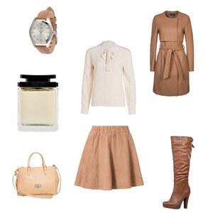 Outfit klassische und elegant von Joanna Sobczyk
