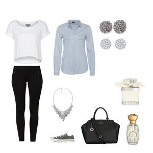 Outfit Einfach und schön von Anjasylvia ♥