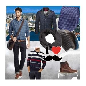 Outfit pánská moda von