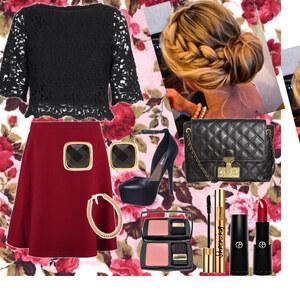 Outfit 1. Date <3 von YAS MINA