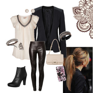 Outfit Business von Natalie