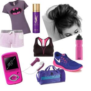 Outfit Im Fitnessstudio ;-) von YAS MINA