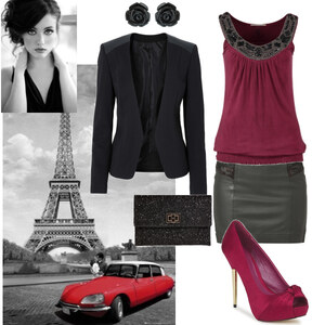 Outfit Buisness in the city von Claudia Giese