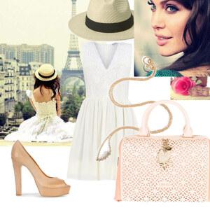 Outfit Meet me at Paris von Claudia Giese