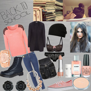 Outfit Back to school look <3 von YAS MINA