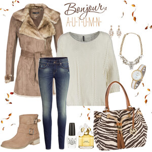 Outfit bonjour autumn von Natalie