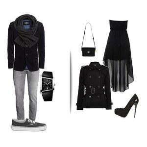 Outfit Black.  von