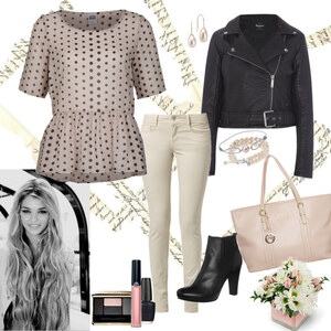 Outfit sweet dots von Natalie