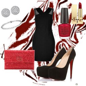 Outfit Das kleine Schwarze !  von Jeanine