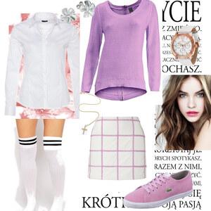 Outfit Musterschüler  von Alisa Lillifee
