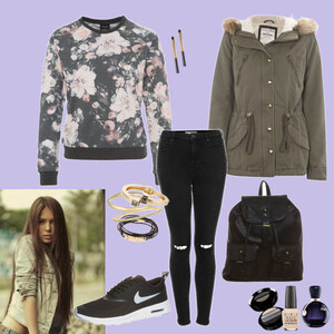 Outfit free time von Natalie
