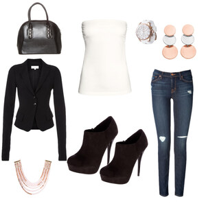 Outfit alltagsoutifit=) von Melanie Petrovic