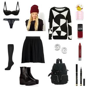 Outfit Herbstmode von Samantha Pam Maraman