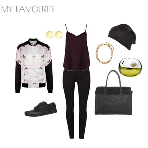 Outfit My Favourite: Die Bomberjacke von julianeheinze
