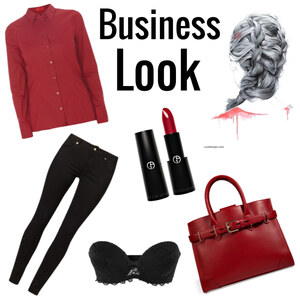 Outfit Business Look von Katinka