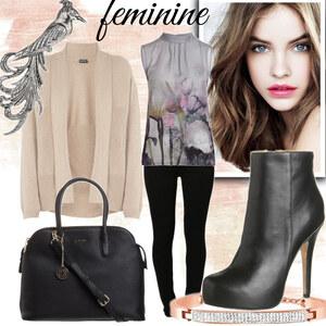 Outfit Feminine Style von eine_hexe