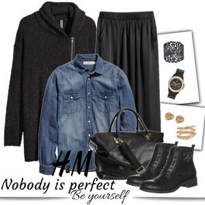 Outfit h&m von Ania Sz