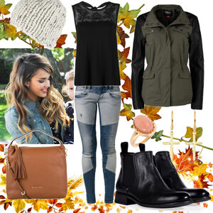 Outfit Herbstanfang *.* von Laura