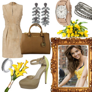 Outfit Sunshine von Claudia Giese