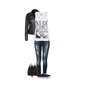 Outfit To Go von Alexandra Pavenzinger