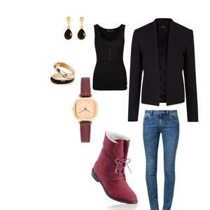 Outfit casual von Anni
