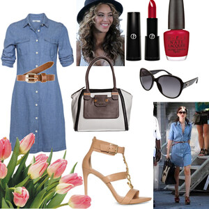 Outfit catwalk von Claudia Giese
