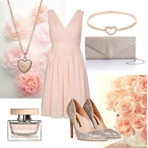 Outfit roses von Diana Varvara