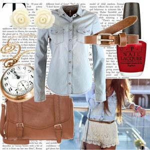Outfit lessy von Diana Varvara