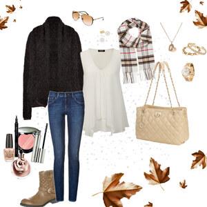 Outfit sunny autumn day von Natalie