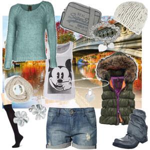 Outfit Ohne Regen  von A.N.N.A