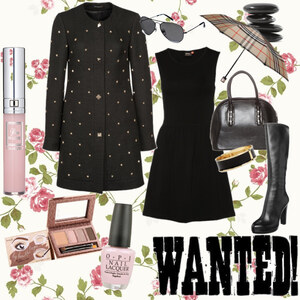 Outfit Herbst - Wanted von yvonne